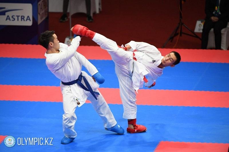 Kazakh karatekas to partake in 2019 Asian Senior Championship in Tashkent