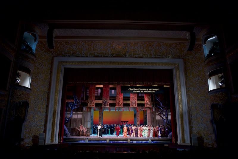 Astana Opera enjoys resounding success in Tashkent