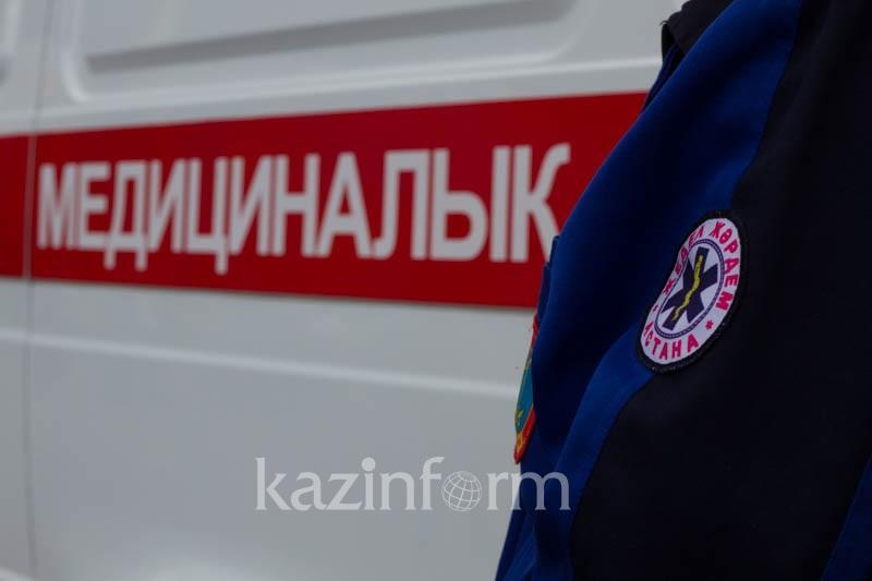 Астанада аптап ыстықтан 21 адам зардап шекті