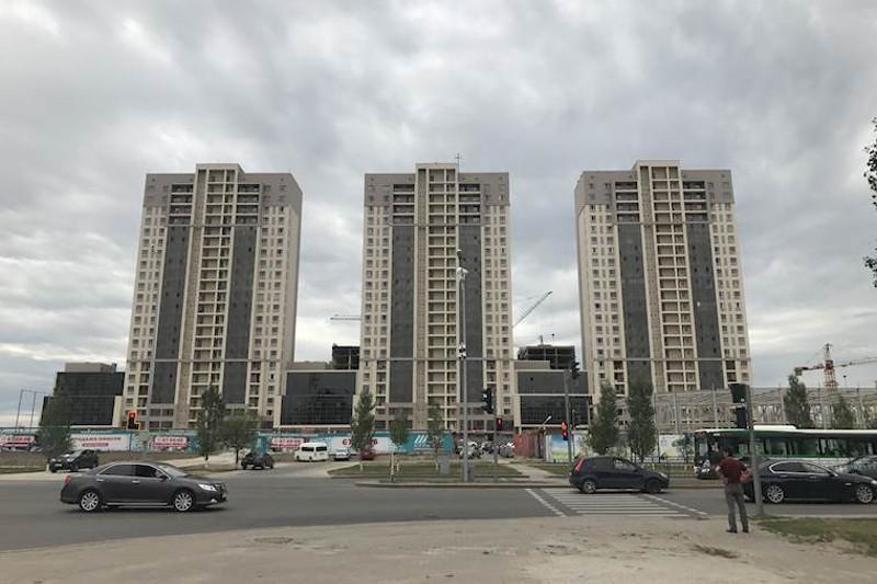О ситуации с ЖК «Алтын Шар» рассказали представители столичного акимата