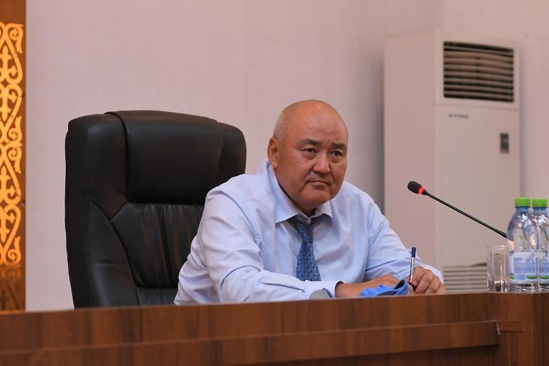 Умирзак Шукеев поручил ускорить работы по восстановлению Арыси