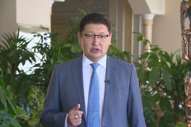 #Abai175: пресс-секретарь Президента РК поддержал поэтическую эстафету