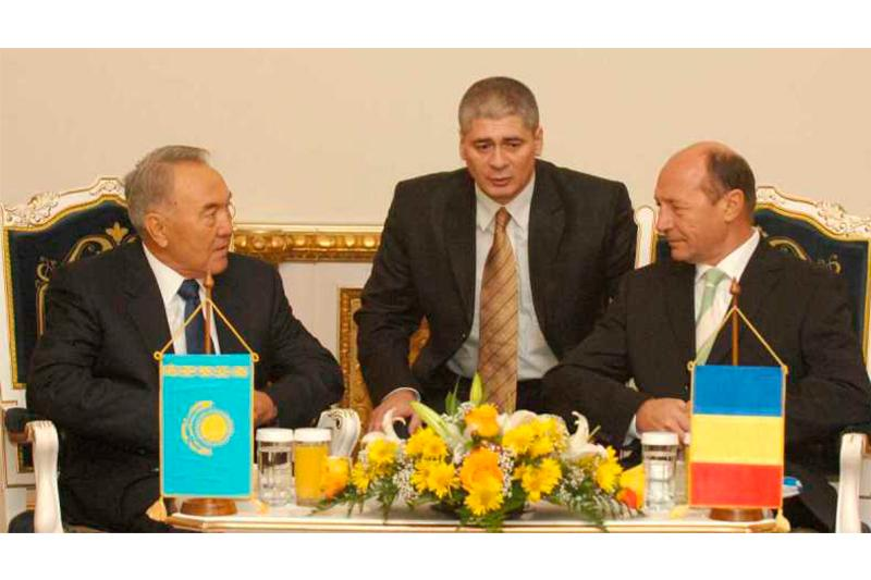 Kazakhstan, Romania celebrate 27th anniversary of diplomatic ties