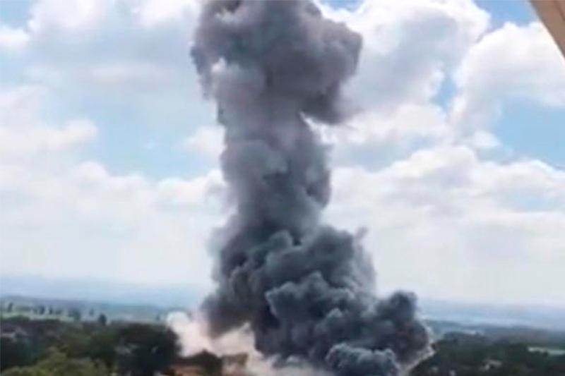 Взрыв на военном заводе произошел в Израиле