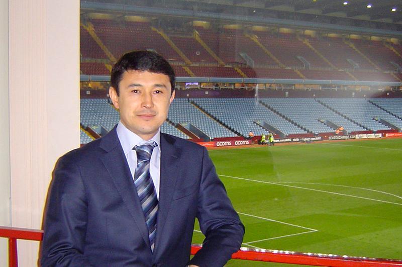 Núrken Mazbaev «Astana» fýtbol klýbynyń dırektory qyzmetine taǵaıyndaldy