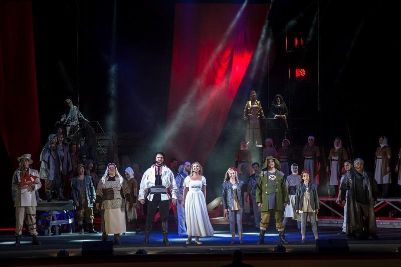 Лучшие спектакли представит в «Астана Опера» карагандинский театр