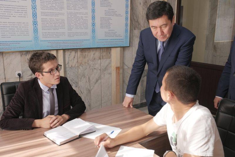 Уровень коррупции снизился в Карагандинской области