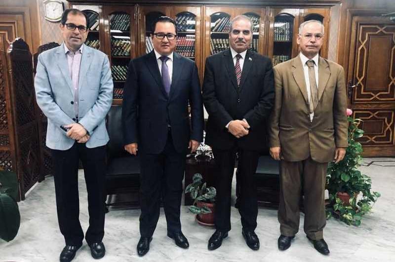 埃及艾资哈尔大学拟开设阿拜中心及哈萨克语专业