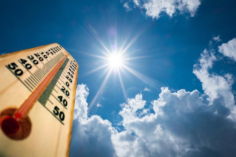Жара ослабнет на севере Казахстана, на юге - до плюс 45 градусов