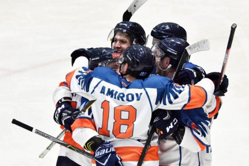 Чемпионат Казахстана по хоккею пополнится первым зарубежным клубом