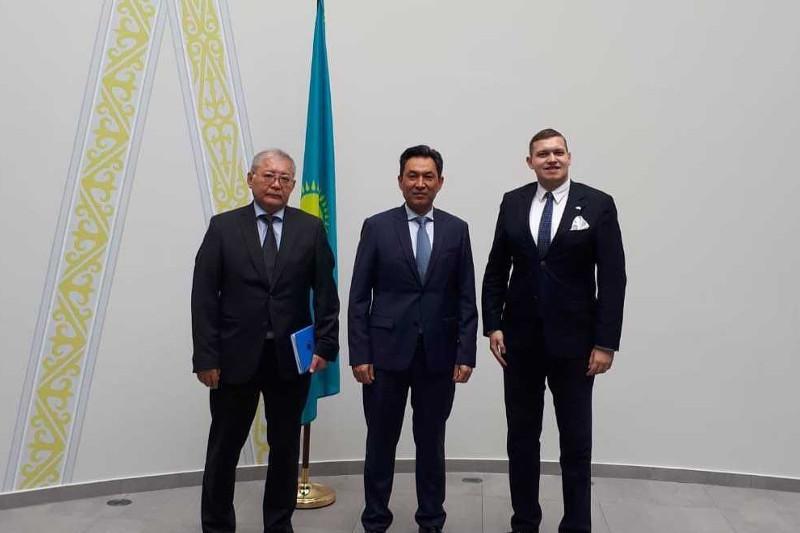 Kazakhstan, Germany debate bilateral cooperation