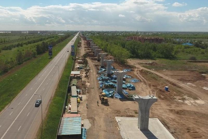 Көлгінов LRT жобасы туралы: Орта жолдан қалай тоқтатамыз