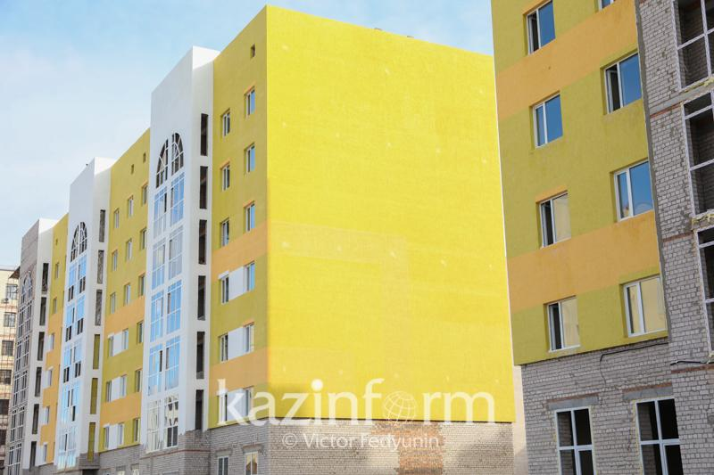 До конца года в Актюбинской области введут не менее 1 млн квадратных метров жилья