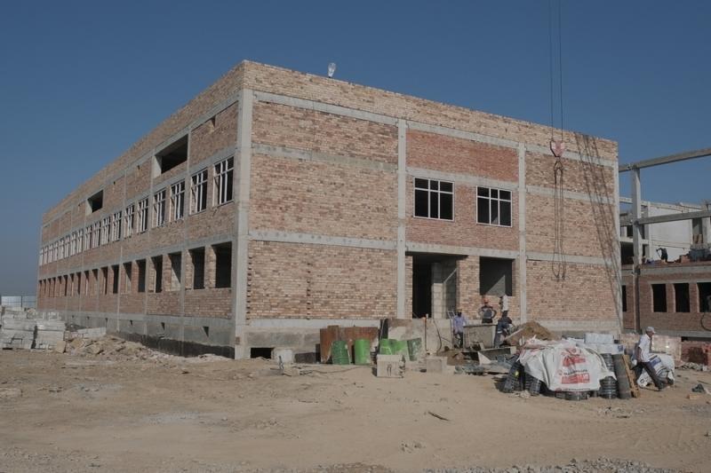 Новые мечеть и школа строятся в Жезказгане