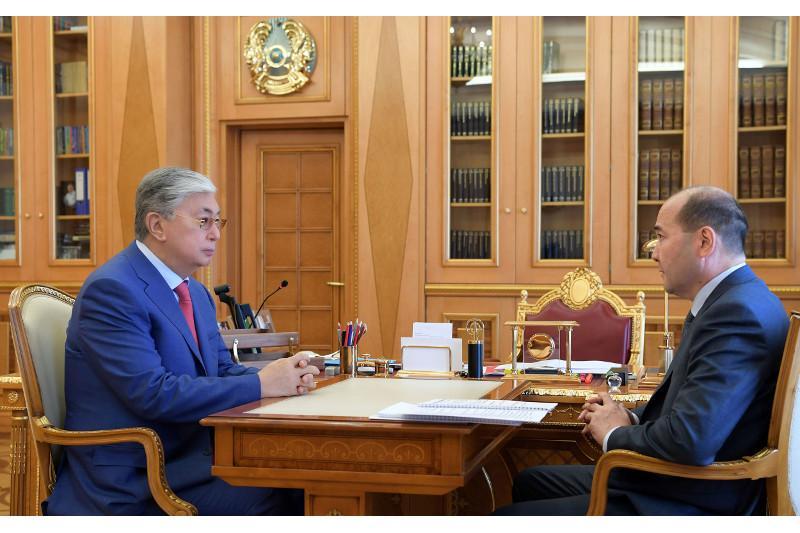 Президент РК поручил генпрокурору наказать виновных во взрывах в Арыси