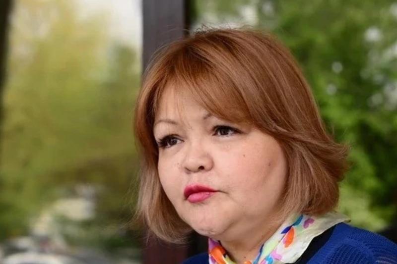 Адвокат Айман Умарова рассказала о своей задаче в Нацсовете