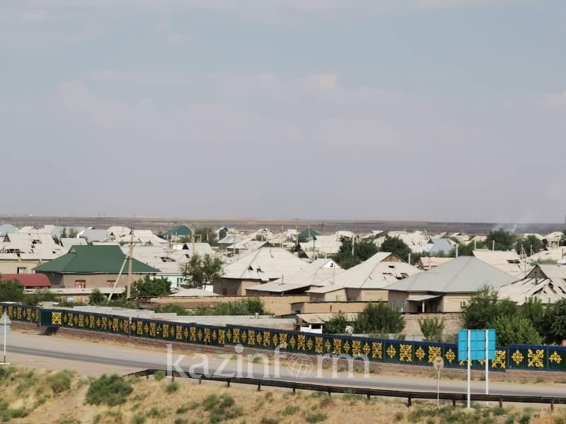 Арыс: Түркістан облысына қарасты секторда 355 үйдің жөндеу жұмыстары бітуге таяу