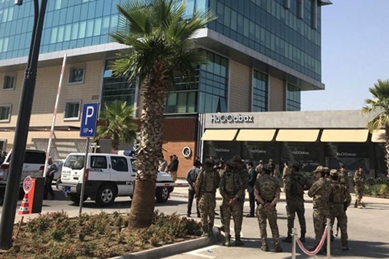 土耳其外交官在伊拉克一家饭店遭枪击身亡
