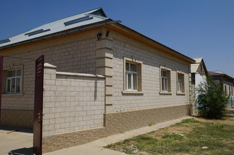 В Арыси восстановительные работы завершены в 1360 домах