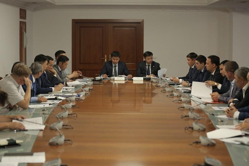 Подготовку к отопительному сезону обсудили в столице