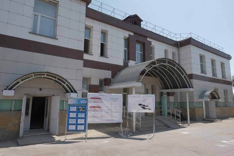 Қарағанды облысының бірнеше қалаларында ауруханалар мен емханаларда ауқымды жөндеу жұмыстары жүргізілуде
