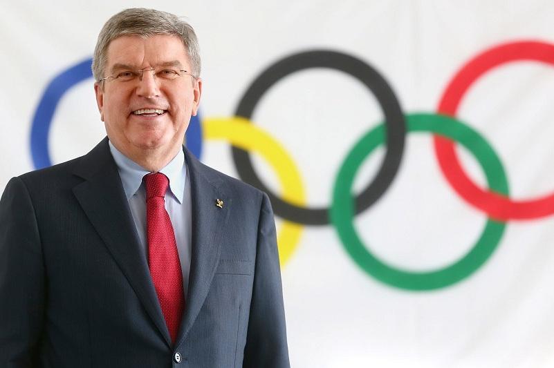 国际奥委会主席致信托卡耶夫总统表示祝贺