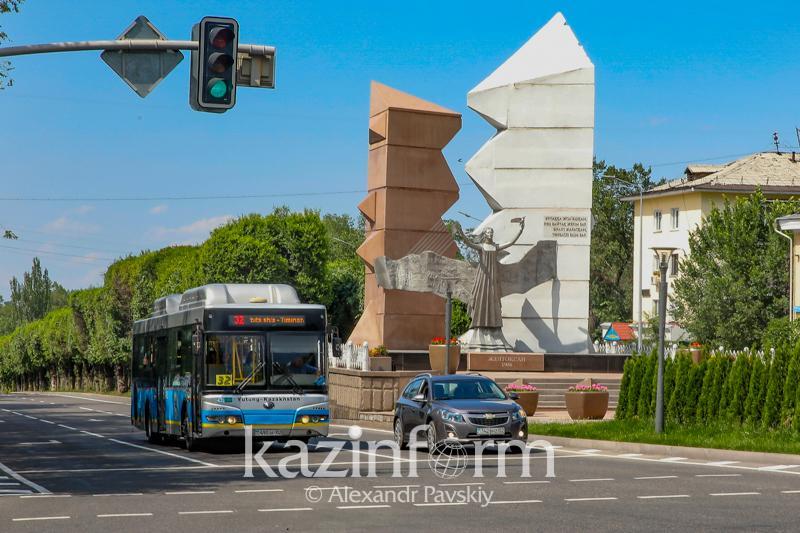 В Алматы появятся «умные» светофоры