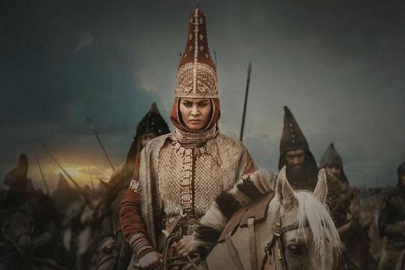 哈萨克电影制片厂公布历史大片《托米利斯女王》预告