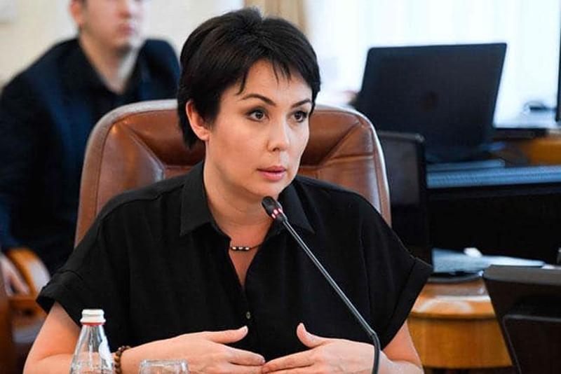 Аружан Саин назначена Уполномоченным по правам ребенка в РК