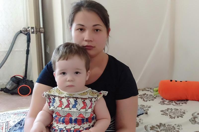 17 млн тенге требуется на операцию полуторагодовалой девочке из Актобе
