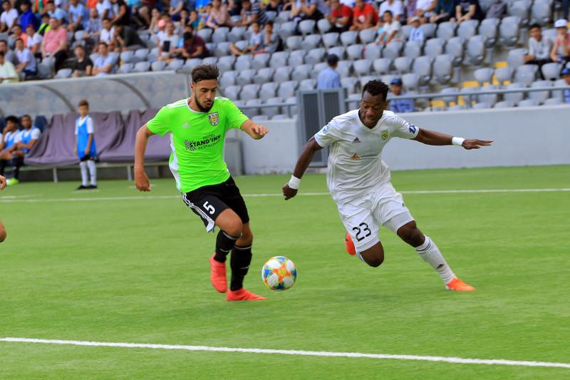 Костанайский «Тобол» вылетел из Лиги Европы