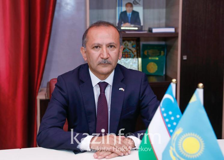 Qazaqstan men Ózbekstan qýatty ekonomıkalyq keńistik qura alady – Ózbekstan elshisi