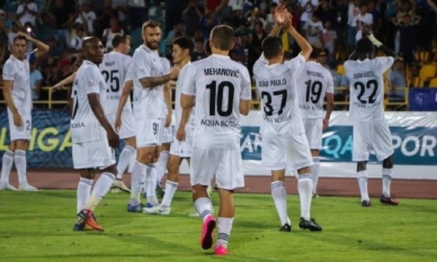 «Ордабасы» вышел в следующий раунд Лиги Европы