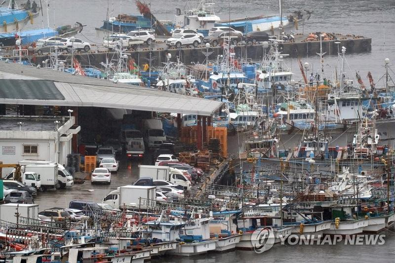 Korea's southern regions on alert for typhoon
