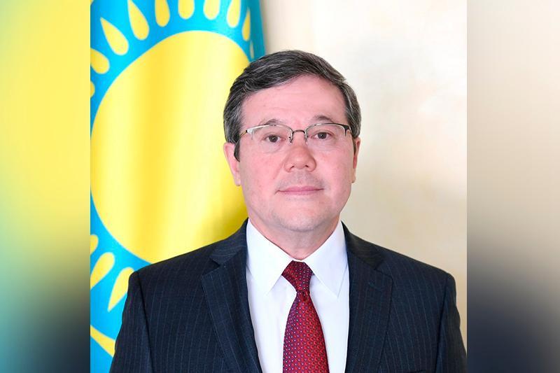 总统任命哈萨克斯坦驻埃塞俄比亚新任大使