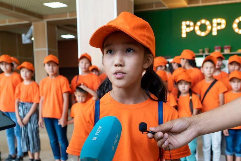 Шығыс Қазақстанда Арыс балалары жазғы демалыстарын өткізуде