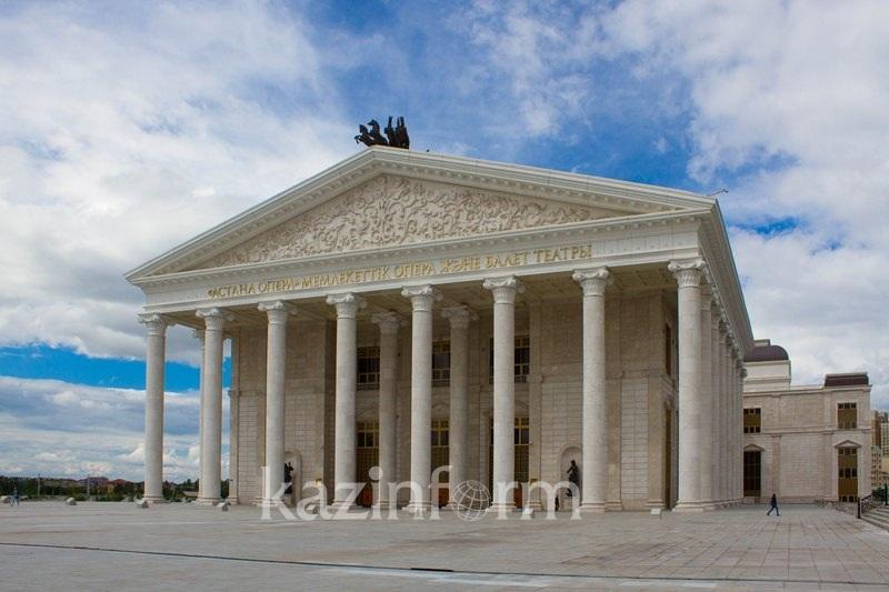 Әнші, фортепиано және контрабас: Астана Операдағы тамыз кештері