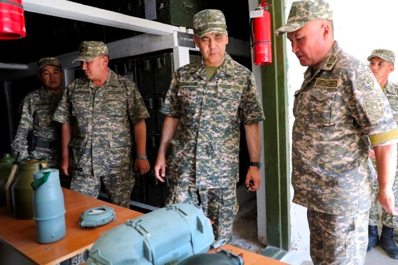 Министру обороны представили промежуточные результаты работы спецкомиссии