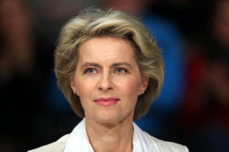 总统致电祝贺冯德莱恩当选欧盟委员会主席