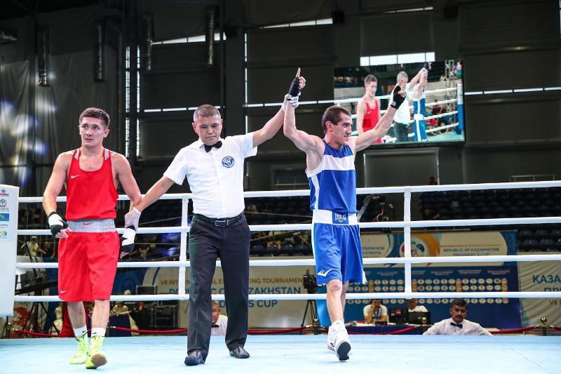 Казахстанские боксеры завершили Кубок Президента с 18 медалями