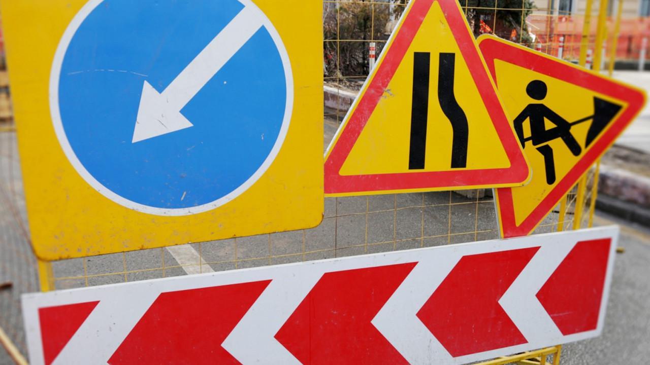 Ряд улиц перекроют в связи с ремонтом в Алматы