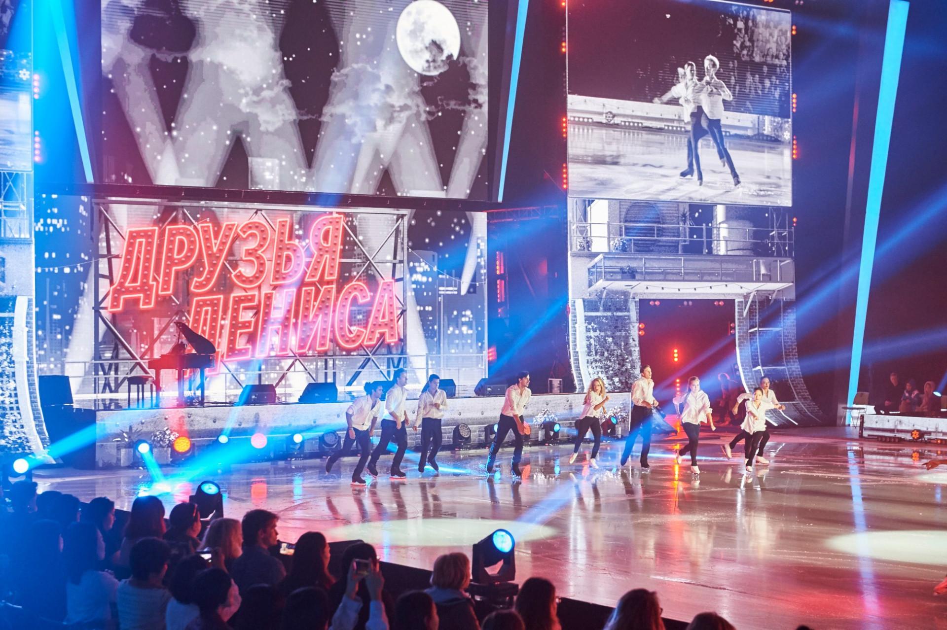 В Алматы состоялось шоу в память о Денисе Тене