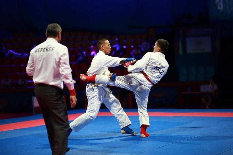Kazakh team finished second at 4th Asian Jiu Jitsu Championship