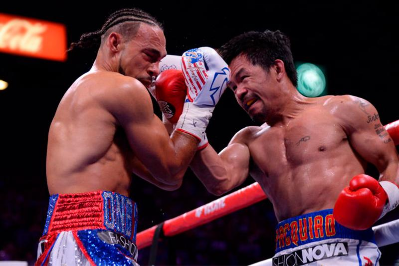 40 жастағы Мэнни Пакьяо жас боксшыдан айласын асырып, WBA титулына ие болды