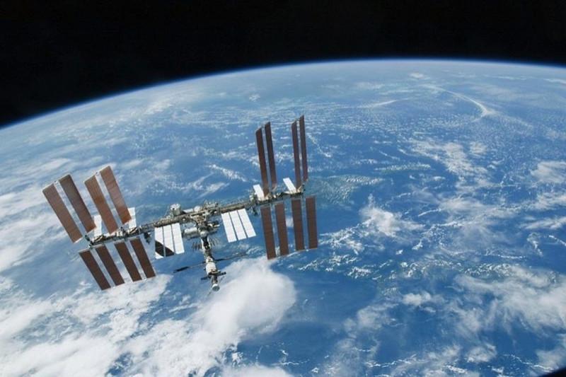 联盟MS-13飞船成功与国际空间站对接
