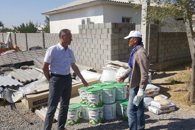 Более 120 домов Арыси отремонтировала СКО