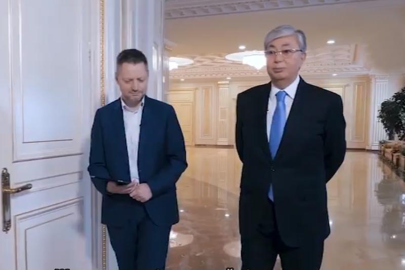 Касым-Жомарт Токаев - о лести: Грош цена этим словам