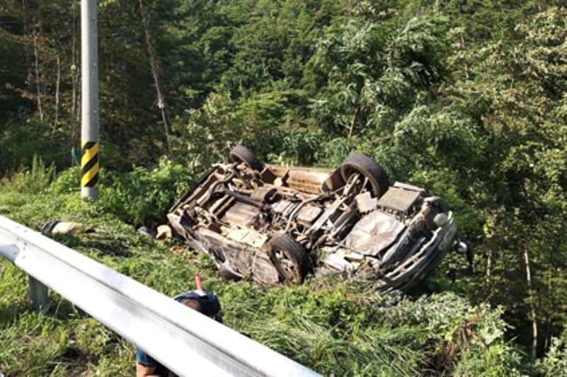 Оңтүстік Кореяда жан түршігерлік жол апатынан 4 адам қаза тауып, 9-ы жарақат алды