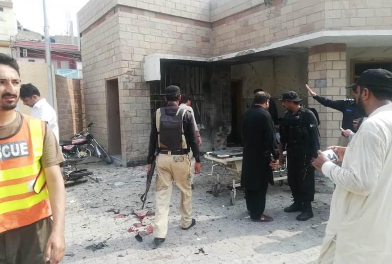 巴基斯坦遭恐怖袭击致8人死亡