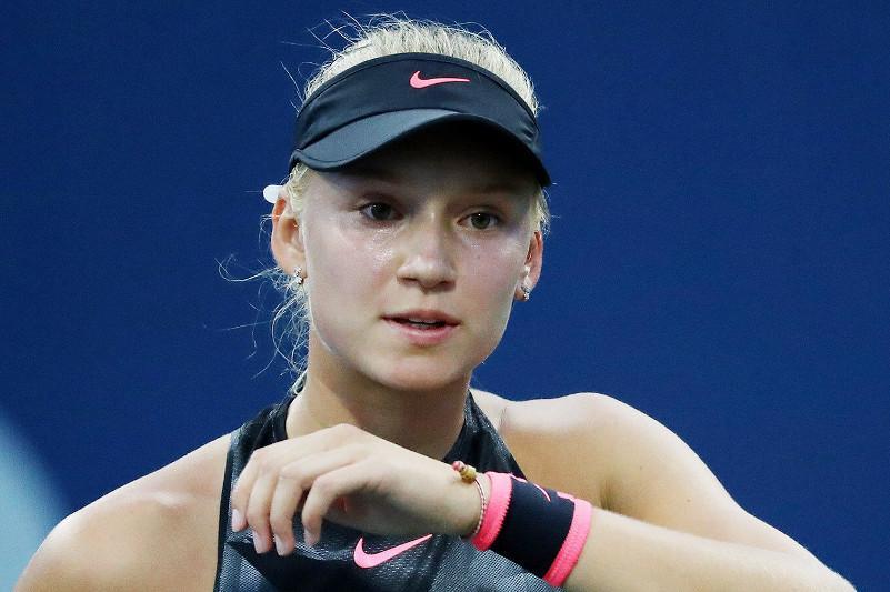 Kazakh tennis player skyrockets in WTA rankings